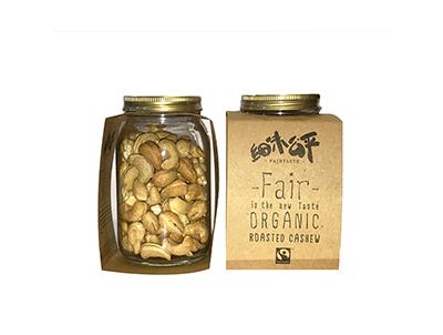 FairTaste Organic Cashew Nuts
