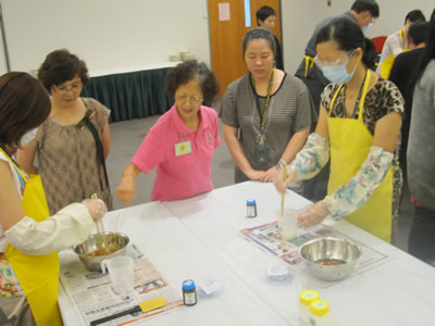 MTR Corporation - Soap Making Workshop