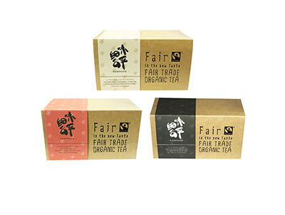 FairTaste Organic Tea Series